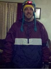 Me in my Winter running gear!
