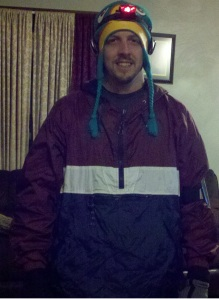 Me in my Winter running gear!
