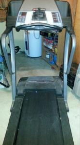 My New-to-Me Treadmill!  A Pro-Form 540s Treadmill!  $50!