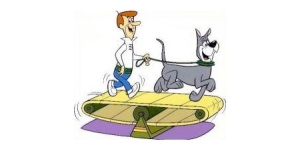 If the treadmill is good enough for George Jetson and Astro...
