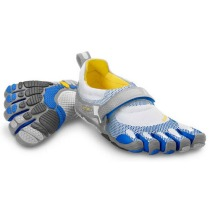 My first pair of Vibram Five Fingers