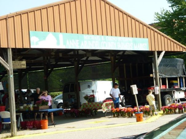 Photo from the Anne Arundel Farmer's Market Facebook page.