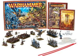 Island of Blood Stock photo from Games Workshop